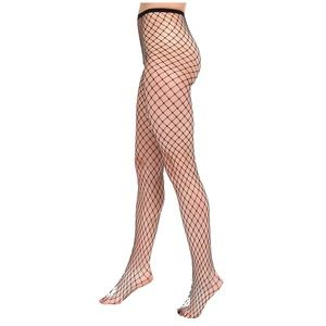 Dolce & Gabbana black fishnet tights S NWT